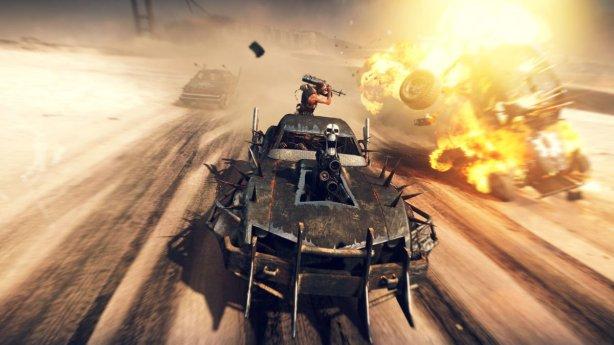 Mad Max das Spiel